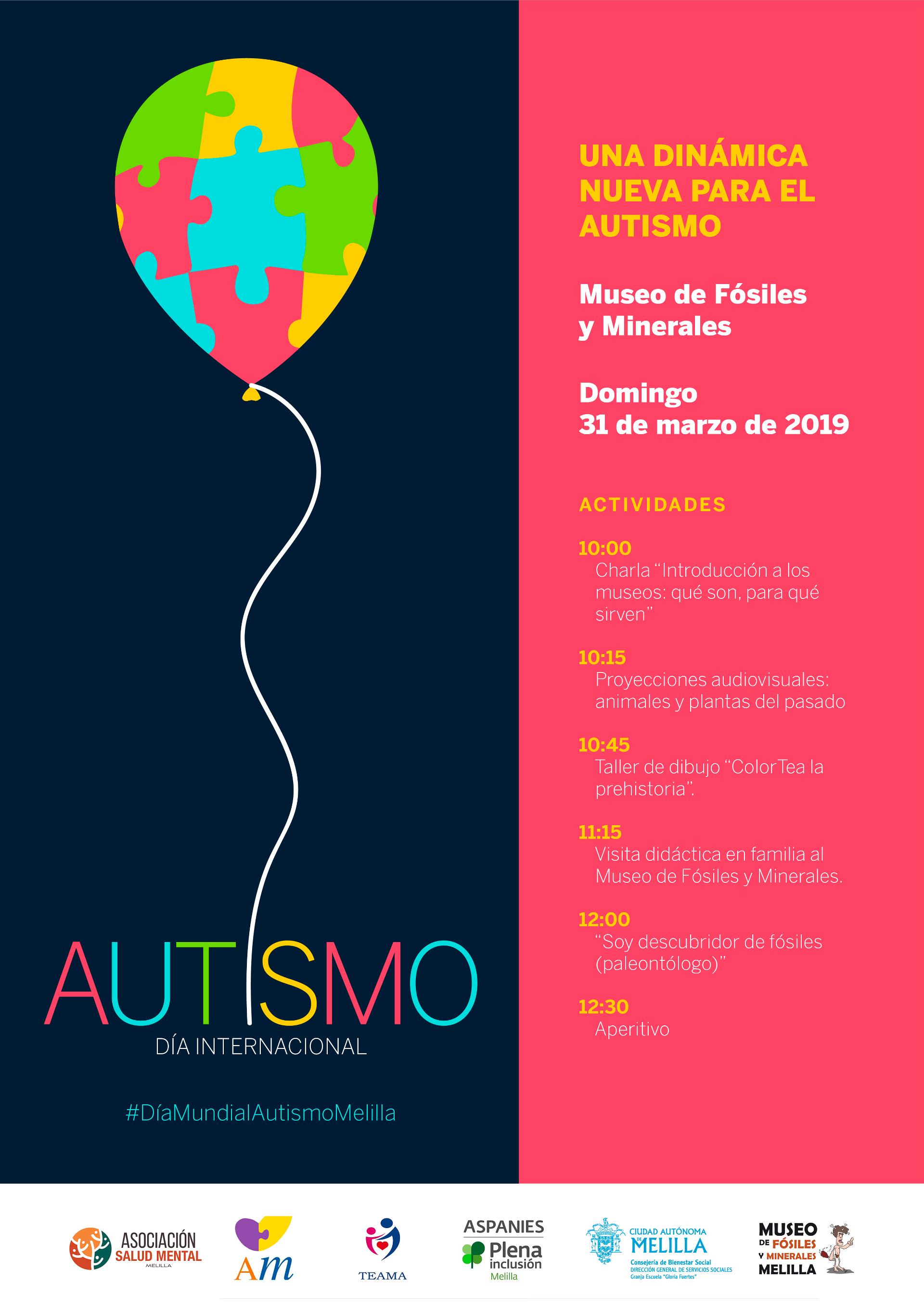 Día Internacional Del Autismo 2019 Granja Melilla